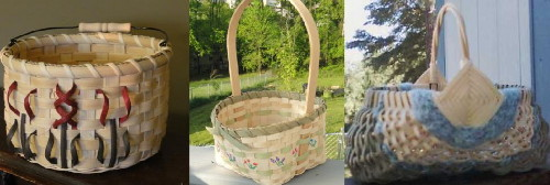 Baskets for the Bride