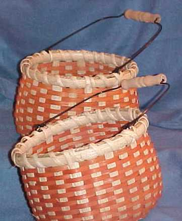 October, Make a Punkin Colored Beanpot Basket Class, Cootie Coo Creations, High Springs, FL